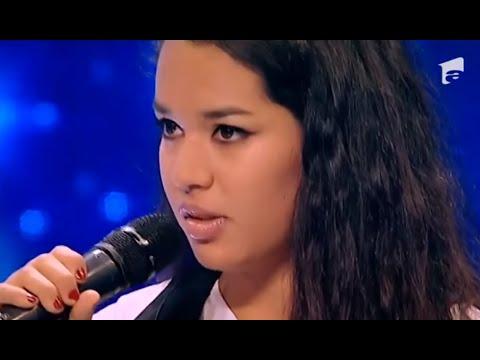 """Delia - """"Gura ta"""". Vezi aici cum cântă Linette Salcedo, la X Factor!"""