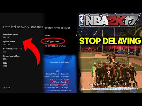 NBA 2K17 HOW TO STOP DELAYING ON PARK, PRO...