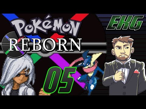 EKG: Pokemon Reborn: Doubles With Budew (Campaign - Ep. 5)