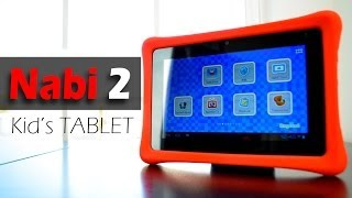 Nabi 2 Kids Tablet - REVIEWED