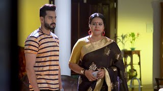 Manjil Virinja Poovu | Epi 137 - Manu with a firm decision | Mazhavil Manorama