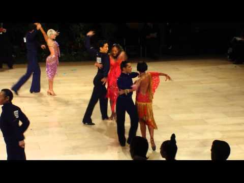 Carlos Custodio and Elena Plescenco Rumba UK 2011