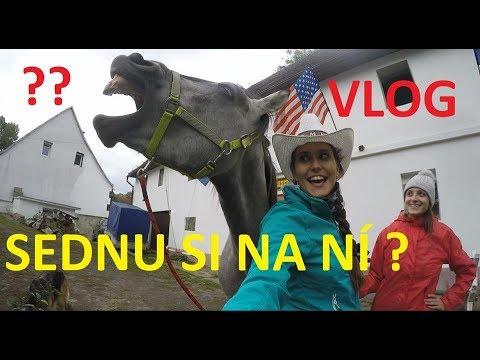 Budu ještě jezdit na koni ?!  //Vlog se Sany//