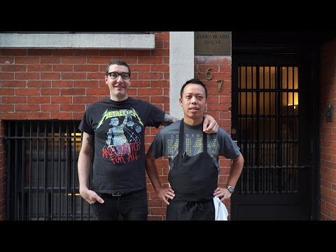 Reel Food: Behind The Scenes At The Beard House With Richard Kuo And Patrick Cappiello