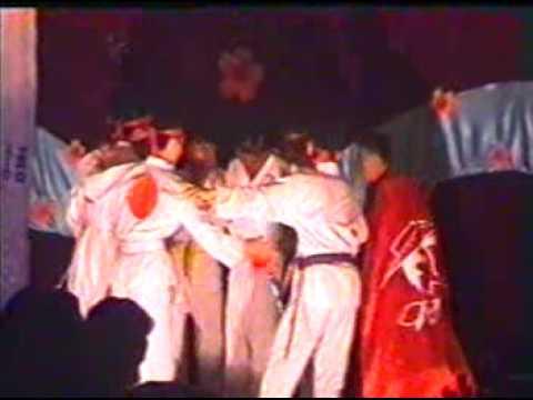 Dạ Hội Tiếng Nhật tại FTU năm 2002 ! Phần 1
