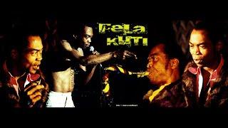 fela kuti the afrobeat king