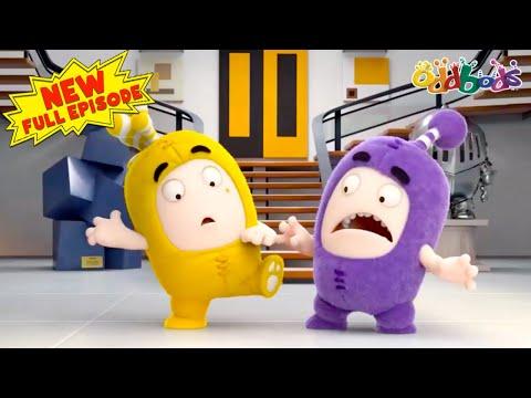 Oddbods | NEW | DANCING QUEEN | Full EPISODE COMPILATION | Funny Cartoons For Kids