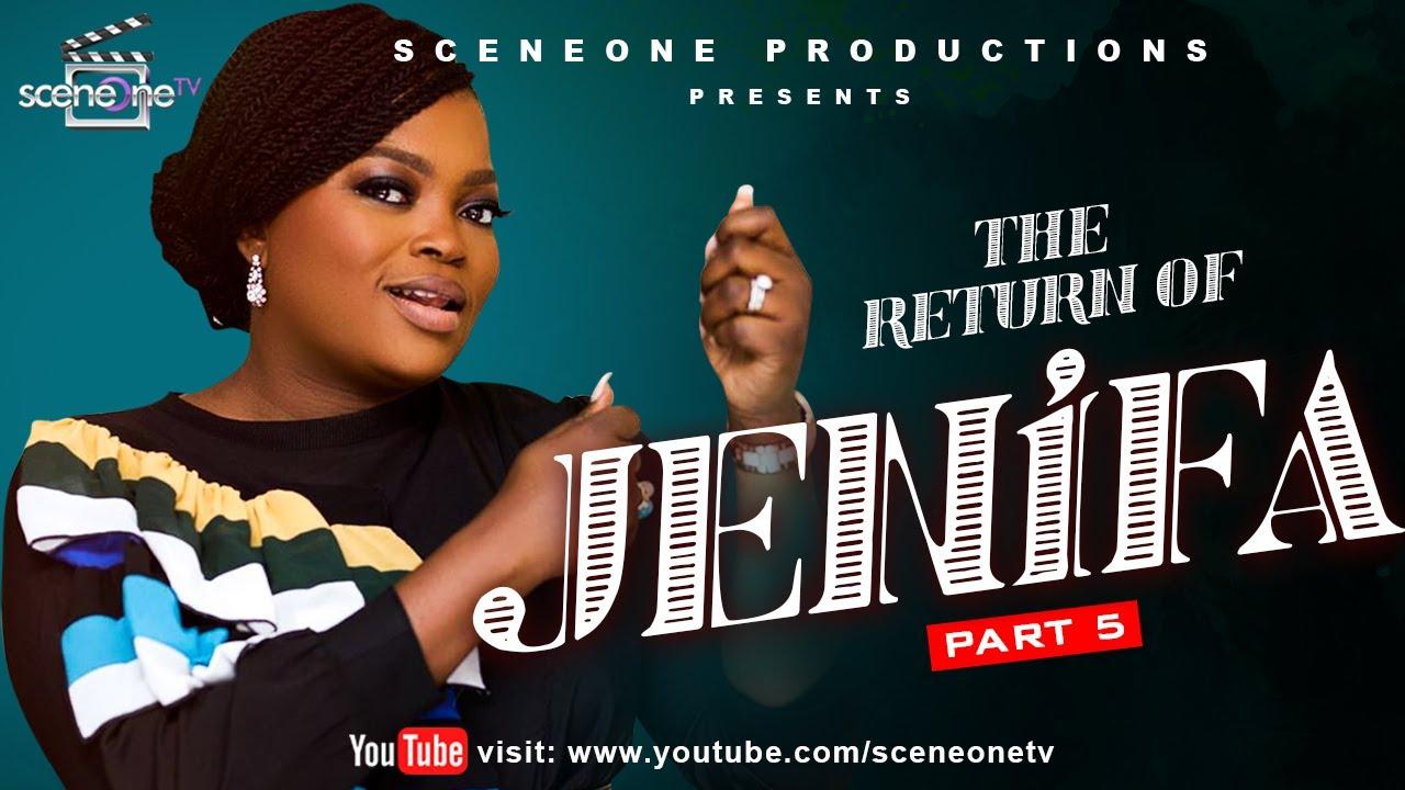 Download Flashback  Movie: The Return Of Jenifa (Part 5)   Yoruba Nollywood Movie