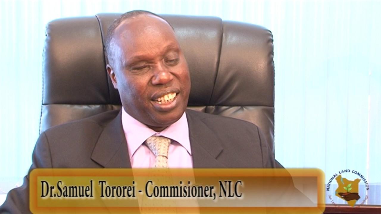 County Coordinators - National Land Commission