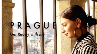 Get Ready With me in PRAGUE | Chit Chat | #Solo