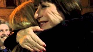 Video Meeting Anjelica Huston November 12th 2014 NYC download MP3, 3GP, MP4, WEBM, AVI, FLV Agustus 2018