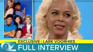 Lark Voorhies Discusses the Saved by the Bell Reboot