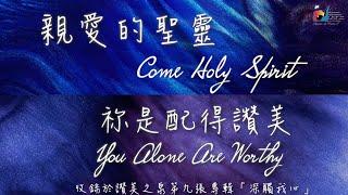 【親愛的聖靈Come Holy Spirit / 祢是配得讚美 You Alone Are Worthy】官方歌詞版MV (Official Lyrics MV) - 讚美之泉敬拜讚美 (9)