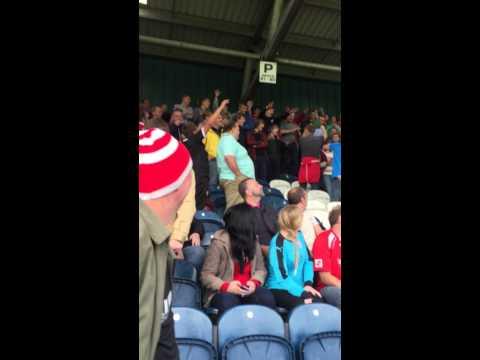 Best Football Chant Ever! Barnsley FC