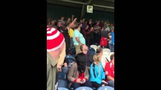 "Best Football Chant Ever! Barnsley FC ""Plant Pot"""