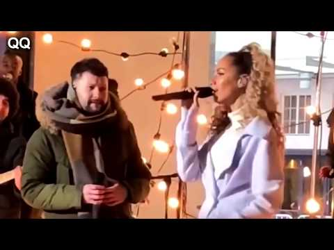 (Rehearsal) Calum Scott + Leona Lewis - You Are The Reason - Live The One Show