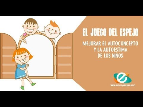 actividades de autoestima para niños de 1 a 2 años