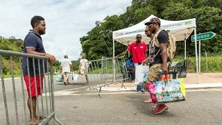 تواصل الإضراب في غويانا الفرنسية رغم محاولات الحكومة حل الأزمة