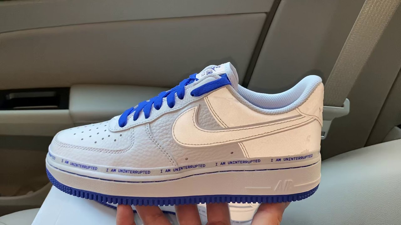 Nike x Lebron James Air Force 1 MTAA