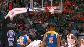 Highlight: USC's Chimezie Metu reached way back for this alley-oop
