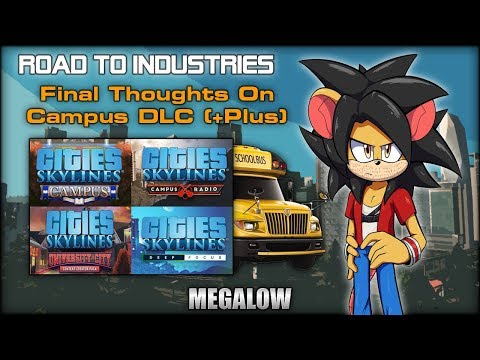 #Megalow - Road To Industries (Campus +PLUS)  