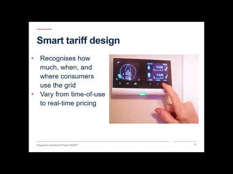 Designing retail electricity tariffs for a successful Energy Union
