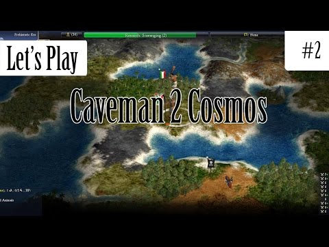 Let's Interview the Caveman 2 Cosmos Developers Part 2
