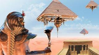 Dünya Dışı Varlıkların Antik Mısır ile Bağlantısı