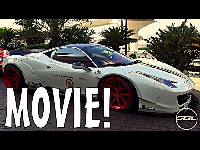 IDIOTS & SUPERCARS IN DUBAI: THE MOVIE!