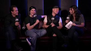 Interview with Lukas Graham