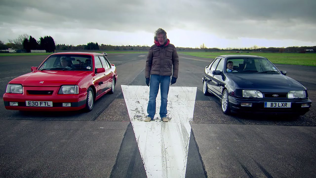 Vauxhall cavalier vs ford sierra james may s cars of the people bbc brit youtube