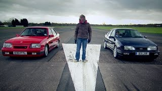 Vauxhall Cavalier Vs Ford Sierra - James May