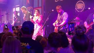 Lady Antebellum - What If I Never Get Over You [Nashville, TN]