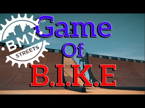 Game Of Bike In Pipe! | Pipe By BMX Streets Gameplay