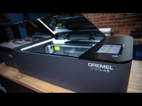 Tested: Dremel Digilab LC40 Laser Cutter