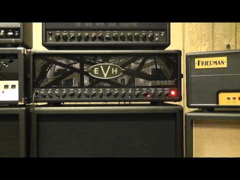 EVH 5150iiiS Stealth - Red Channel