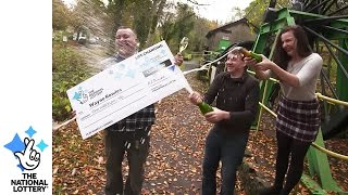 Port Talbot carer becomes a EuroMillions millionaire