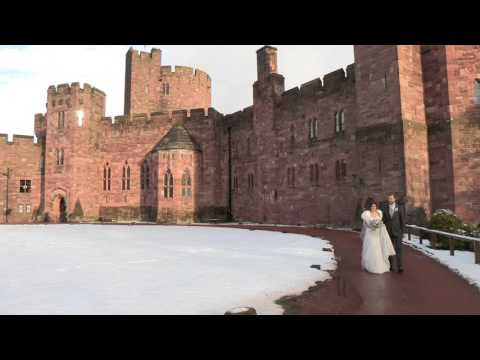Winter Weddings at Peckforton Castle