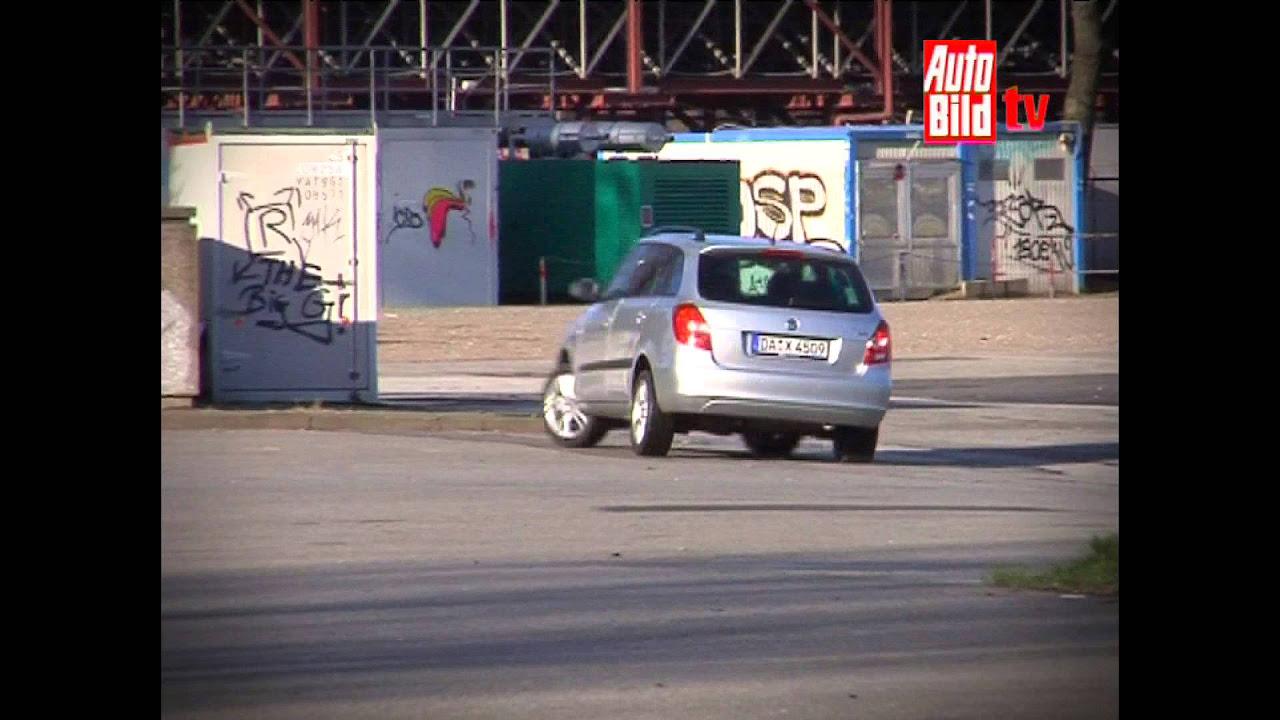1,2 Millionen Kilometer am Tacho   Skoda Fabia   der Test