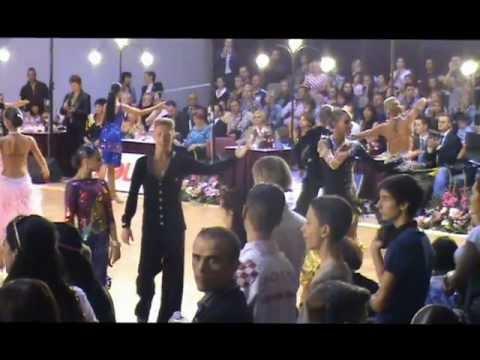 World Junior II Latin Championships - Kistelek 2012-Jure in Ana