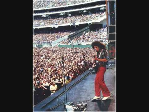 Van Halen RARE live 1977 Atomic Punk