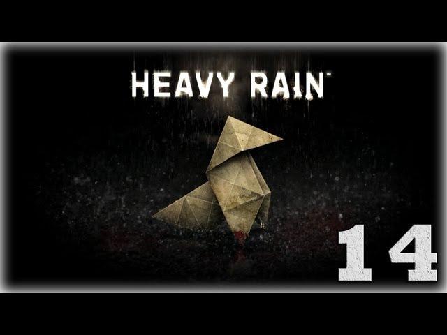 Смотреть прохождение игры Heavy Rain. Серия 14 - Самый трудный выбор.