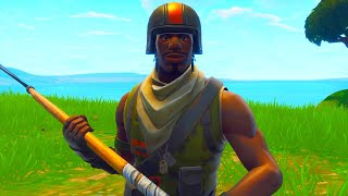 I bought an aerial assault trooper fortnite account...