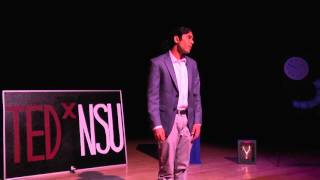 Patience - Who has time for that? | Qaas Shoukat | TEDxNSU