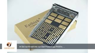 """Eathtek New 3.5"""" SAS Tray Caddy Sled F238F 0F238F 0G302D 0X968D for Dell Server G302d R320 R420 R720"""
