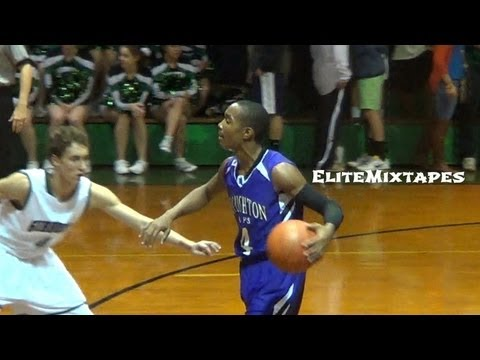 Devonte Graham Has Great Court Vision; Official Senior Year EliteMixtape!