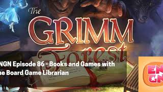 ENGN 86 - Books and Games with the Board Game Librarian