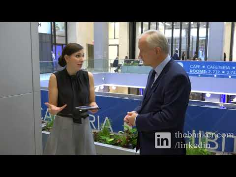 Olli Rehn, Board Member, Bank of Finland - View from IMF 2017
