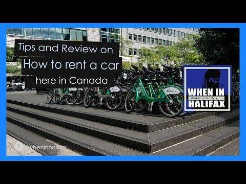Tips And Review On How To Rent A Car Here In Canada