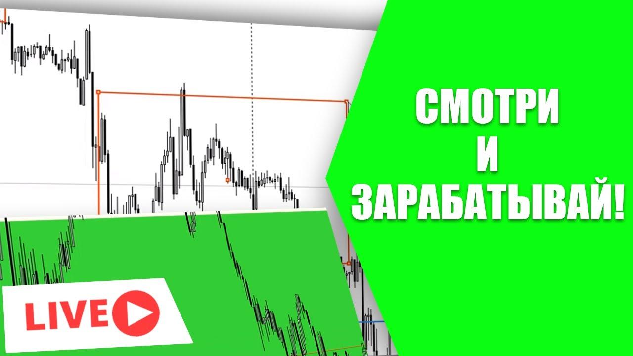 Онлайн-торговля с Академией Форекса 06.08.19